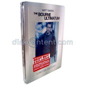 The Bourne Ultimatum Steelbook