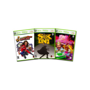 Burger King Games for Xbox 360