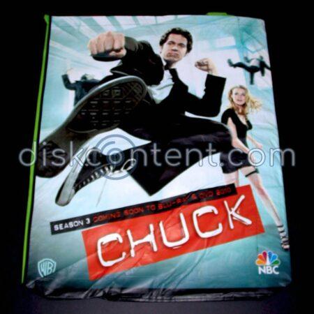 Chuck Comic-Con Bag