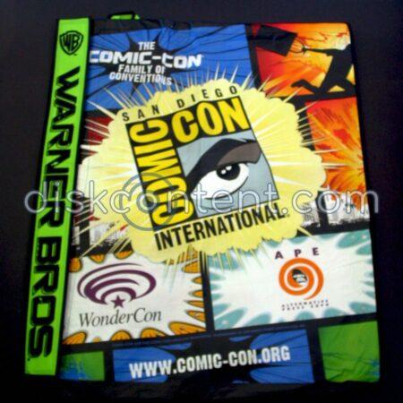 Comic-Con 2010 Bag - Side 2