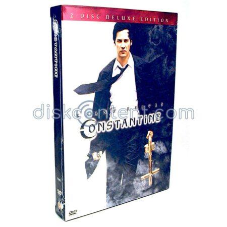 Constantine Deluxe Edition