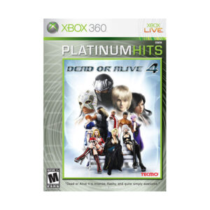 Dead or Alive 4 Platinum Hits for Xbox 360