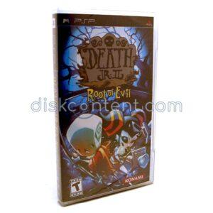 Death Jr II Root Of Evil for PSP