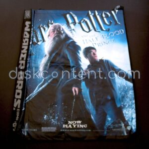 Harry Potter & The Half-Blood Prince Comic-Con Bag - Side 1