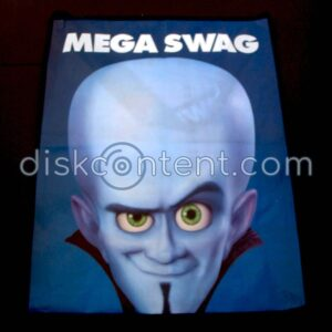 Megamind Comic-Con Bag - Side 1