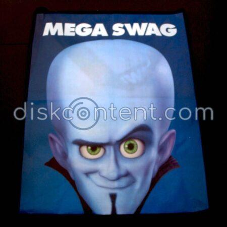 Megamind Comic-Con Bag - Side 1