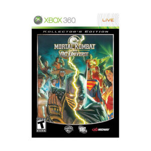 Mortal Kombat vs. DC Universe Kollector's Edition for Xbox 360