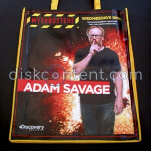 Mythbusters Adam Savage Comic-Con Bag