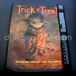 Trick 'r Treat / Watchmen Comic-Con Bag - Trick 'r Treat side