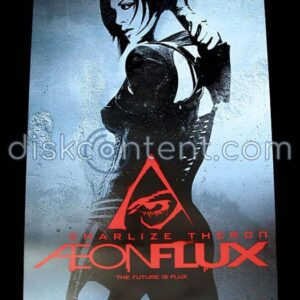 Æon Flux Movie Teaser Poster