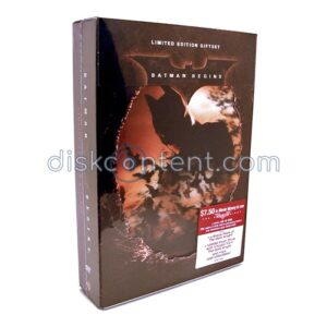 Batman Begins Limited Edition Giftset