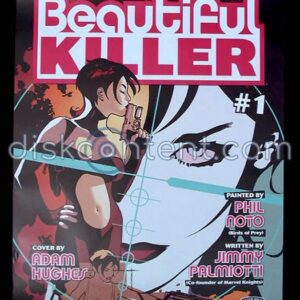 Beautiful Killer #1 Promo Poster