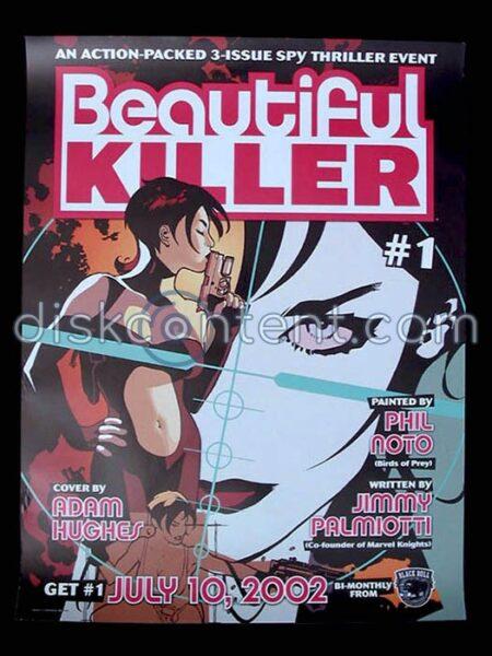 Beautiful Killer #1 Promo Poster