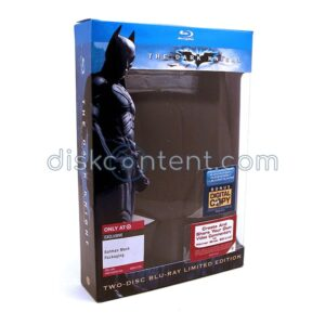 The Dark Knight Limited Edition Batman Mask Case