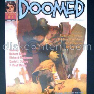 Doomed #1 Promo Poster