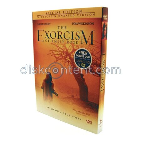 The Exorcism Of Emily Rose Unrated Edition Best Buy Exclusive