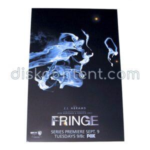 Fringe Promo Mini Poster