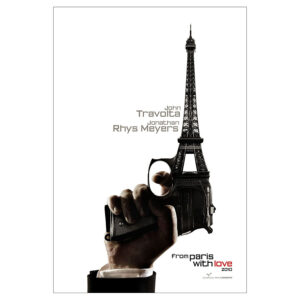 From Paris with Love Movie Teaser Poster