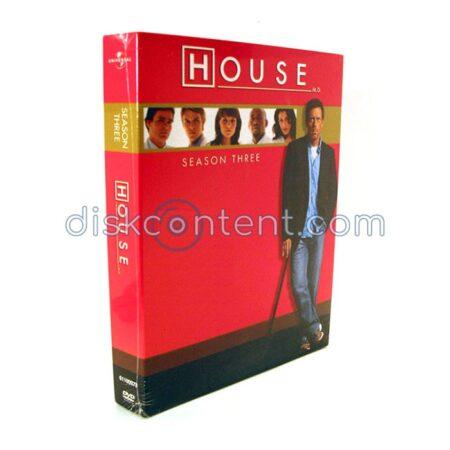 House Season Three