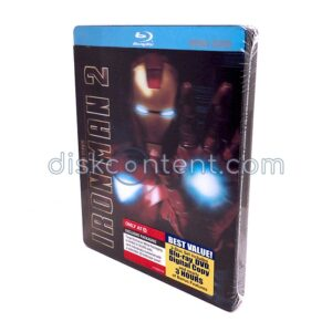 Iron Man 2 Limited Edition MetalPak