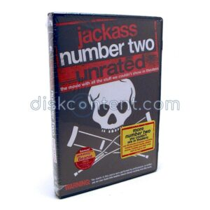 Jackass Number Two Unrated Edition