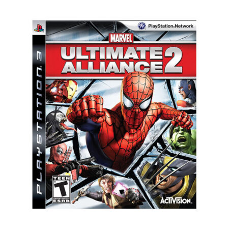 Marvel: Ultimate Alliance 2 for PS3