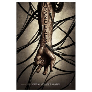 Pandorum Movie Teaser Poster