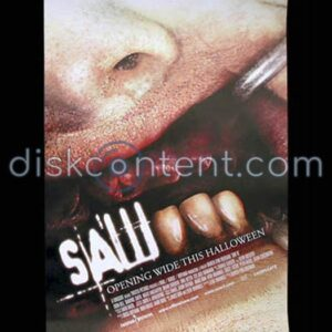 Saw III Movie Teaser Poster