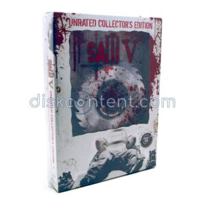 Saw V Unrated Collector's Edition