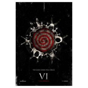 Saw VI Movie Teaser Poster