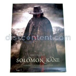Solomon Kane Movie Teaser Poster