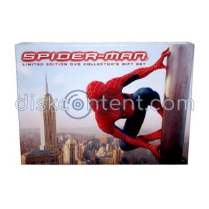 Spider-Man Limited Edition Collector's Giftset