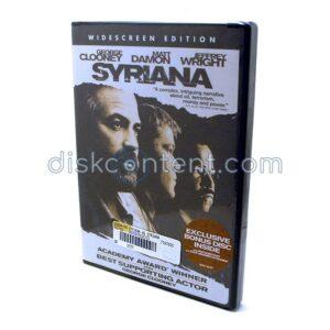 Syriana Widescreen Edition
