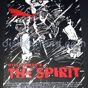 The Spirit Movie Teaser Poster