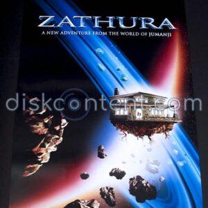 Zathura Movie Teaser Poster
