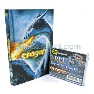 Eragon Special Edition with Uno Card Game