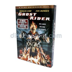 Ghost Rider Extended Cut with Book