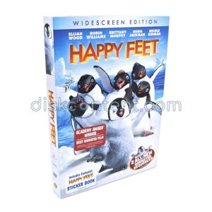 Happy Feet Widescreen Edition with Sticker Book