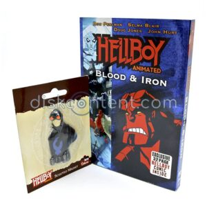 Hellboy Animated: Blood & Iron with Magnet