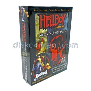 Hellboy Animated: Sword of Storms with Bust-Ups