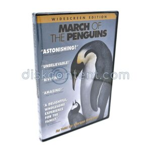 March of the Penguins Widescreen Edition
