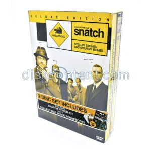 Snatch Deluxe Edition with Poker Kit