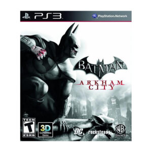 Batman: Arkham City for PS3