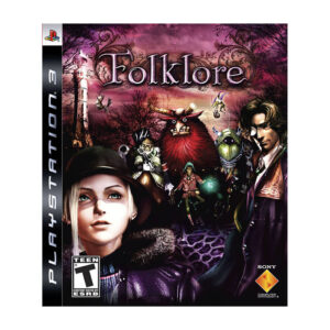 Folklore video game for PS3