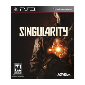 Singularity video game for PS3