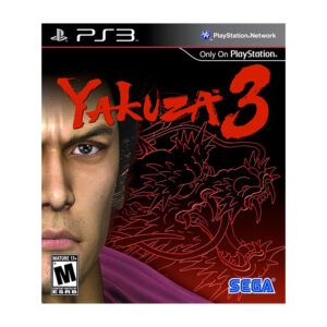 Yakuza 3 for PS3