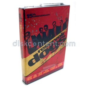 Reservoir Dogs wtih Gas Can Case