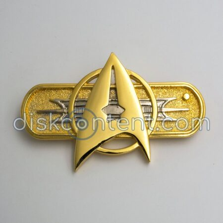 Star Trek Movie Starfleet Pin