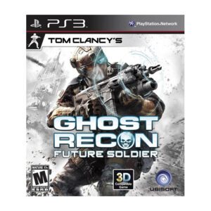 Tom Clancy's Ghost Recon: Future Soldier video game for PS3